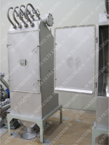 Pressure Arc Screen
