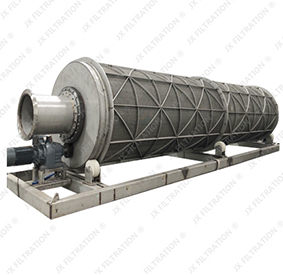 rotary drum filter