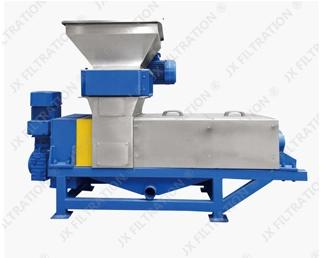 Cow Dung Dewatering Machine